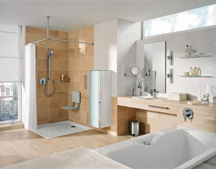eigenheimerverband altbaumodernisierung das bad barrierefrei und schick gestalten. Black Bedroom Furniture Sets. Home Design Ideas