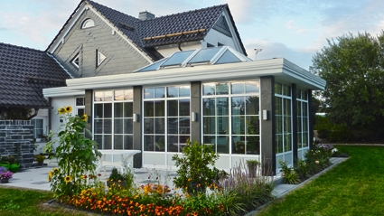 wintergärten: mehr wohnkomfort durch tageslicht