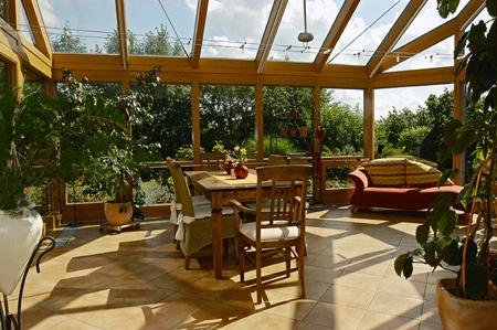 Eigenheimerverband - Wintergärten: Mehr Wohnkomfort Durch Tageslicht Wohnwintergarten Wintersonne Verglasung