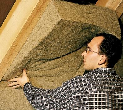 eigenheimerverband ein w rmender mantel aus holz oder hanf. Black Bedroom Furniture Sets. Home Design Ideas